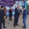 Выпускникам школ Карачаевского городского округа вручили золотые значки ГТО
