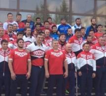 В резервный состав олимпийской сборной страны по вольной борьбе включен и спортсмен из Карачаевска Хусей Суюнчев
