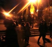 В Карачаевске студенты Института филологии праздновали Ночь Гая  Фокса