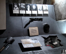 48 лет исполняется Музею-памятнику в пос. Орджоникидзевском