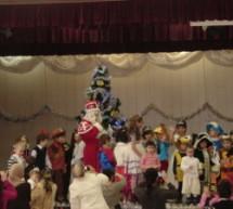 В Карачаевске состоялся новогодний праздник для особенных детей.