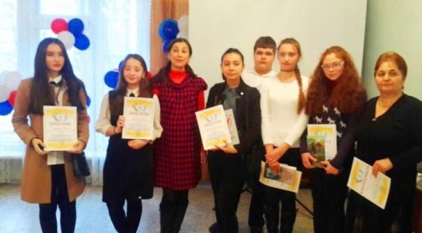 Учащихся Карачаевска наградили по результатам республиканского конкурса «Говорят литературные герои».