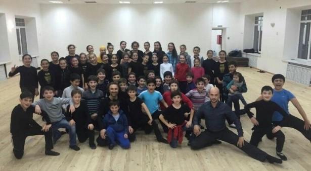 «Taulu»  примет участие в Чемпионате России по народным танцам