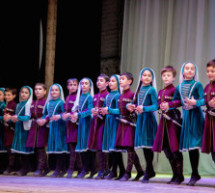 «Taulu» в финале Чемпионата России по народным танцам