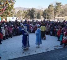 В Карачаевске прошел традиционный новогодний утренник для детей