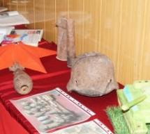В п. Мара-Аягъы школьники ознакомились  с героической обороной Ленинграда