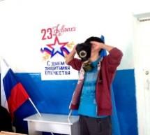 В СОШ №6 г. Карачаевска прошел военно-спортивный конкурс «А ну-ка, парни!».