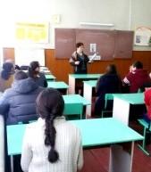 В Карачаевске прошло очередное заседание клуба «Подросток и закон»
