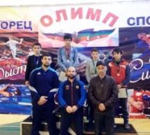 В Карачаевске прошло Первенство КЧР  по вольной борьбе