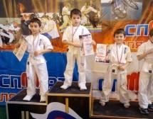 В Карачаевске прошел открытый турнир  по карате Кёкусинкай