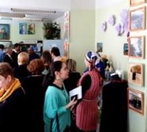 В Карачаевске прошла выставка мастеров декоративно-прикладного искусства