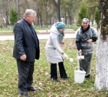 В Карачаевске прошел очередной субботник