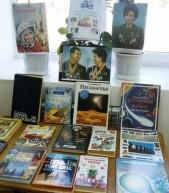 Час информации ко Дню космонавтики прошел в детской библиотеке Карачаевска
