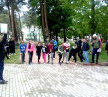 В Карачаевске прошел эстафетный бег