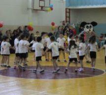В Карачаевске прошла спартакиада «Малышок» среди дошкольных учреждений