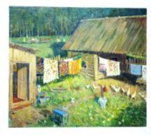 Ильгиз Юнусов – художник, композитор, певец, поэт и … рыбак. Так определяет свое жизненное кредо он сам