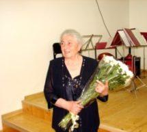 В Карачаевске состоялся концерт в честь юбилея Светланы Ильиничны Сауловой