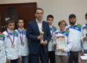 Алибек Каракетов встретился с участниками Всероссийских соревнований «Шиповка юных — 2017»