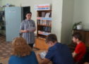 В библиотеке Карачаевска прошел вечер, посвященный юбилею КЧР