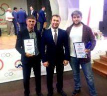 Представитель Карачаевского городского округа получил Благодарность Олимпийского совета КЧР