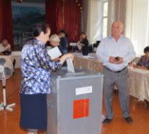 На 18 часов вечера свой выбор сделали 57% от общего числа избирателей КГО