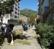В Карачаевске прошел масштабный субботник в рамках Года экологии