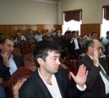 Али Семенов переизбран Главой Карачаевского городского округа, Председателем Думы Карачаевского городского округа