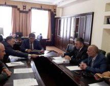 Состоялось заседание рабочей группы по вопросам актуализации налоговой базы