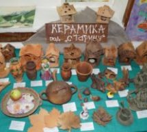 К юбилею КЧР в Карачаевске открылась масштабная выставка ДПИ