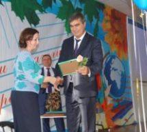В Карачаевске прошло  торжественное мероприятие, посвященное Дню учителя!