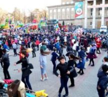 Детский концерт к 90-летию Карачаевска