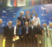 Борцы из Карачаевска стали призерами международного турнира