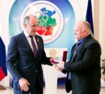 В канун 25-летия Карачаево-Черкесии Рашид Темрезов провел торжественную церемонию вручения госнаград