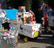 Впервые в Карачаевске прошел парад колясок