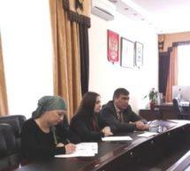 Депутат НС (Парламента) КЧР Светлана Казиева провела прием граждан