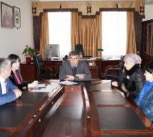 Мэр Карачаевского городского округа Алик Динаев провел первый прием граждан в качестве руководителя округа