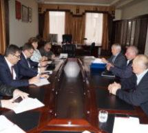 Сенатор Совета Федерации ФС РФ от КЧР Ахмат Салпагаров провел в Карачаевске прием граждан