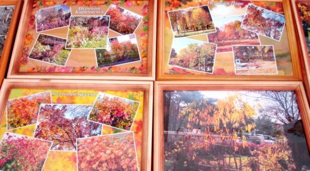 Итогом «Осеннего марафона» в Карачаевске стала выставка пейзажей