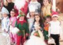 В Доме детского творчества Карачаевска состоялся городской новогодний утренник