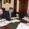 Председатель Правительства Аслан Озов встретился с Аликом Динаевым