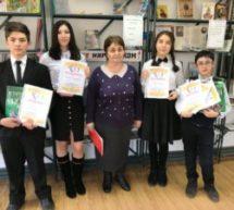 В Карачаевске награждали победителей и призеров конкурса «Говорят литературные герои»