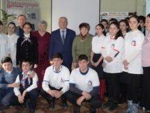 В центральной городской библиотеке состоялся вечер памяти, посвященный 95-летию Азамата Суюнчева