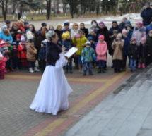 В Карачаевском городском округе прошли новогодние детские утренники