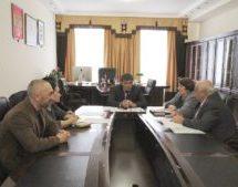 В Администрации КГО прошла встреча с представителями Общественной палаты КЧР