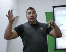 Бизнес — тренинг от спикера из Испании прошел в Карачаево-Черкесском государственном университете