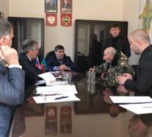 Алик Динаев провел плановый прием граждан в г. Теберда