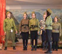 В СШ №5 имени С.К. Магометова прошло мероприятие, посвященное победе в Великой отечественной войне