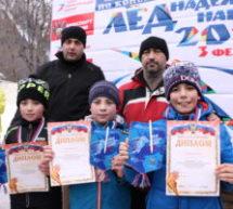 В Домбае прошло Всероссийское соревнование по конькобежному спорту «Лед надежды нашей»