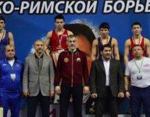 Мурат Абазалиев стал серебряным призером Первенства России по греко-римской борьбе среди юношей