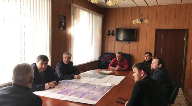Алик Динаев посетил Тебердинский биосферный заповедник